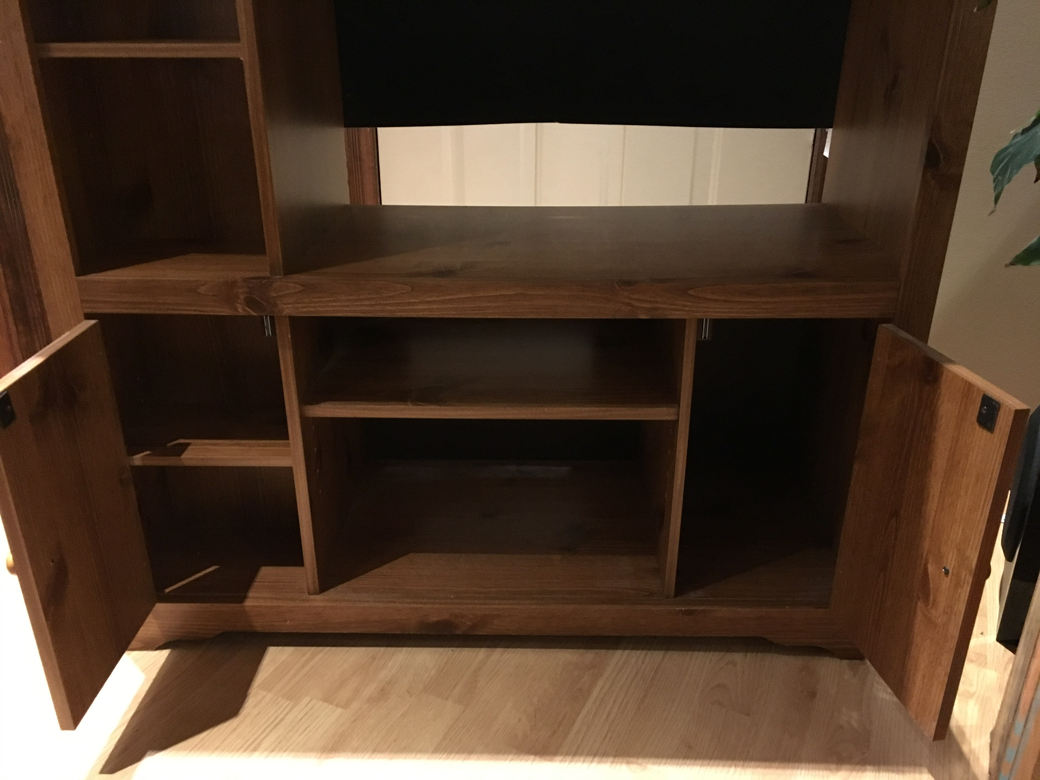 Sauder Entertainment Unit